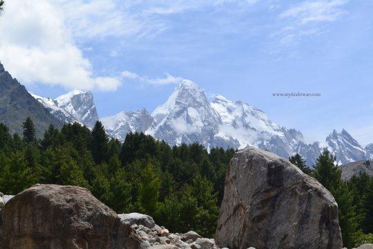 Brahma Peaks