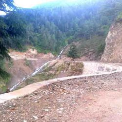 Bhagna to Damzi Road Link