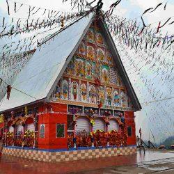 Machail Temple