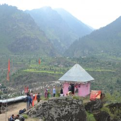 Maa Kali Temple at Dachhan
