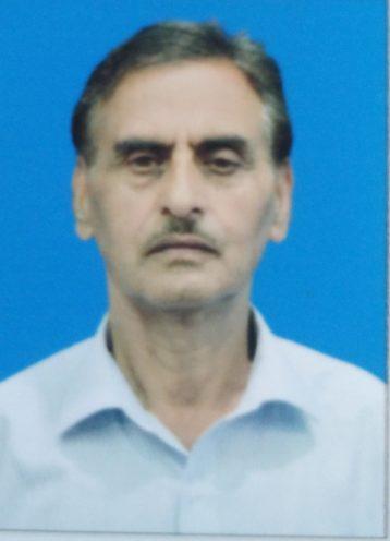 Kewal Krishan Sharma
