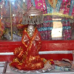 Idol of Hudh Mata