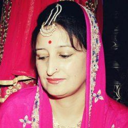 Manisha Sharma Kishtwar