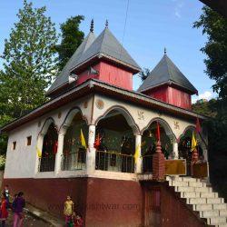 Ram Mandir, Dachhan