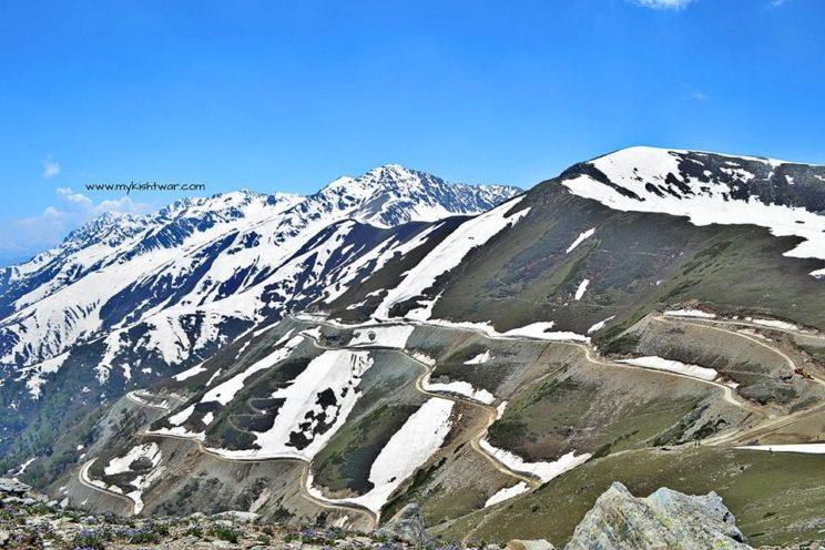 Sinthan Pass Kishtwar