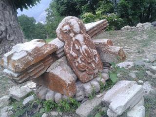 Maa Kali Idol at Nagseni