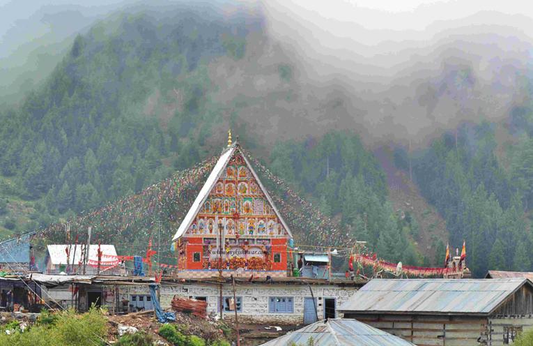 Machail_Village