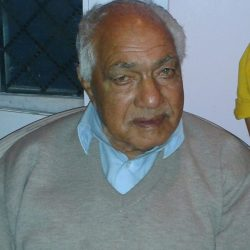 Late Shri Khushi Ram Sen