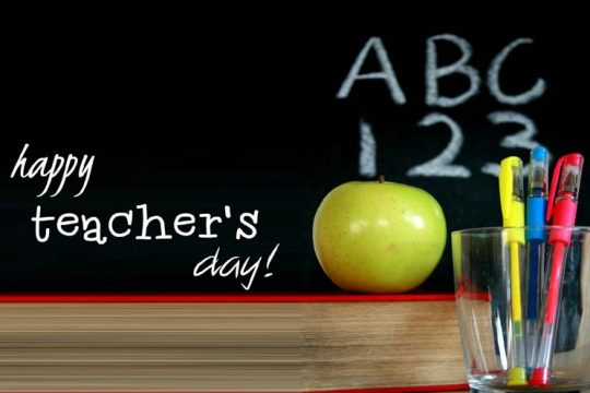 Teachers Day Special