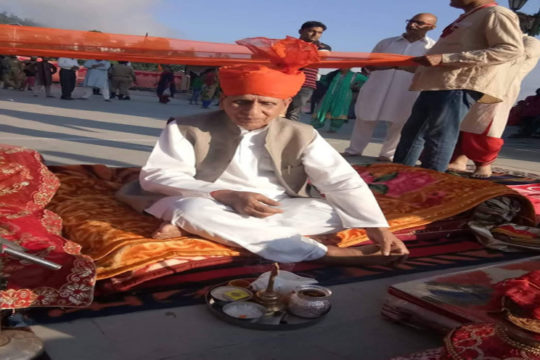 Thakur Sh Kulbir Singh Jamwal